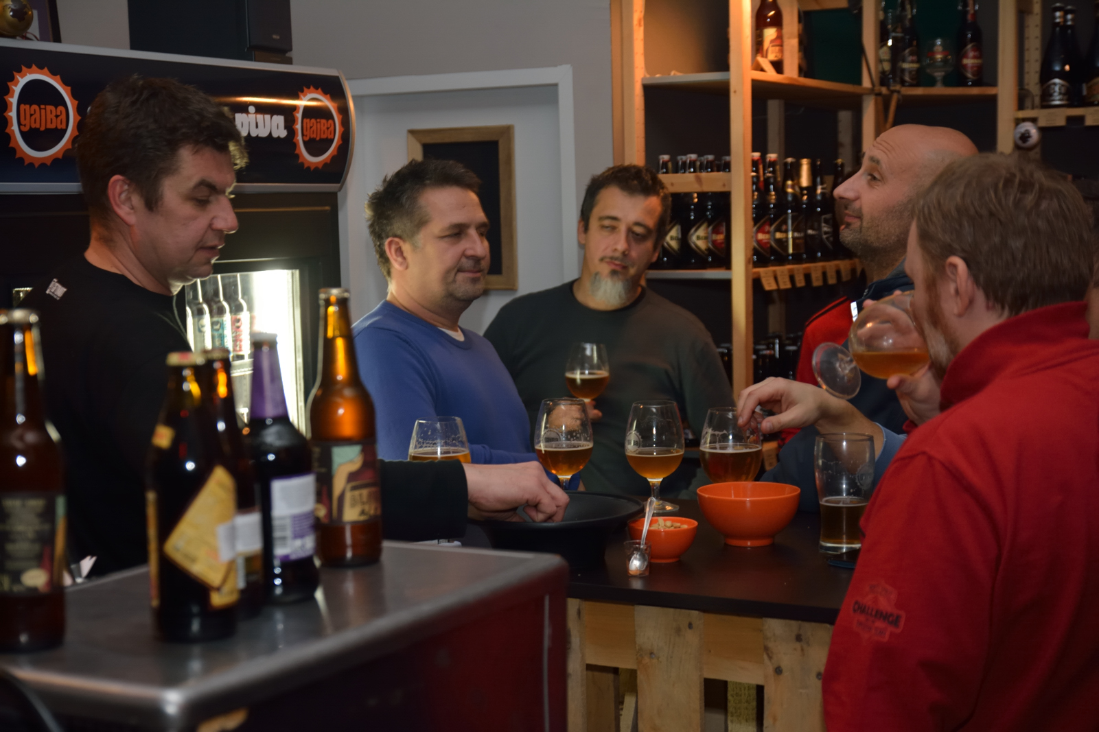 CRAFT BEER TASTING – A BEER TOUR IN OSIJEK! Learn more about Slavonian beer story