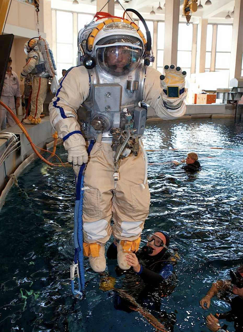 cosmonautbath