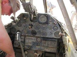 Wp-Content Uploads 2012 05 Wpf Media-Live Photos 000 538 Overrides Lost-Ww2-Fighter-Plane-Found-Desert-Egypt-Controls 53827 600X450
