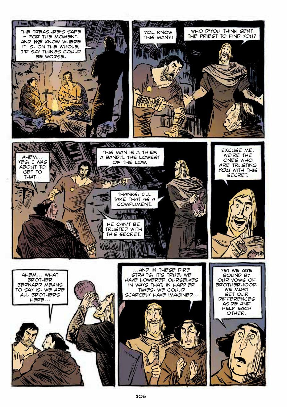 Excerpt From Treasure Island