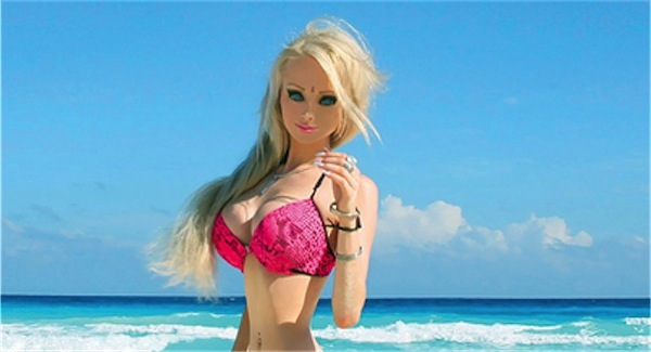 Human barbie doll gq magazine april 2014 women photos 01