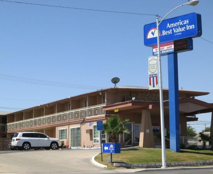 motel d