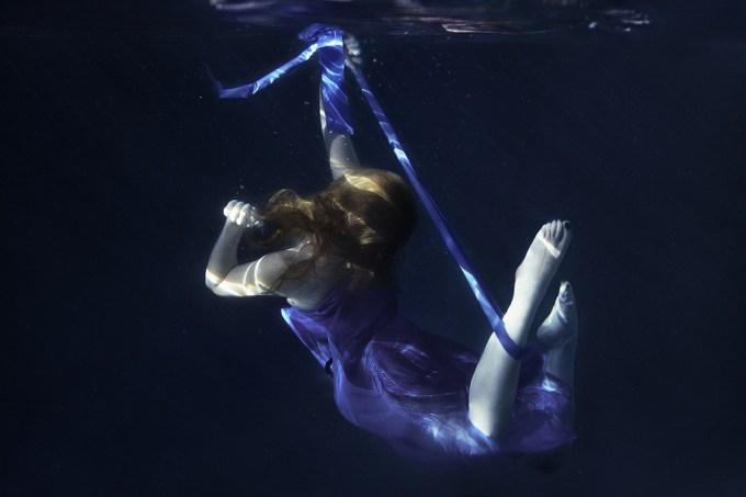 """The Blue Ribbon,"" Sarah Allegra"