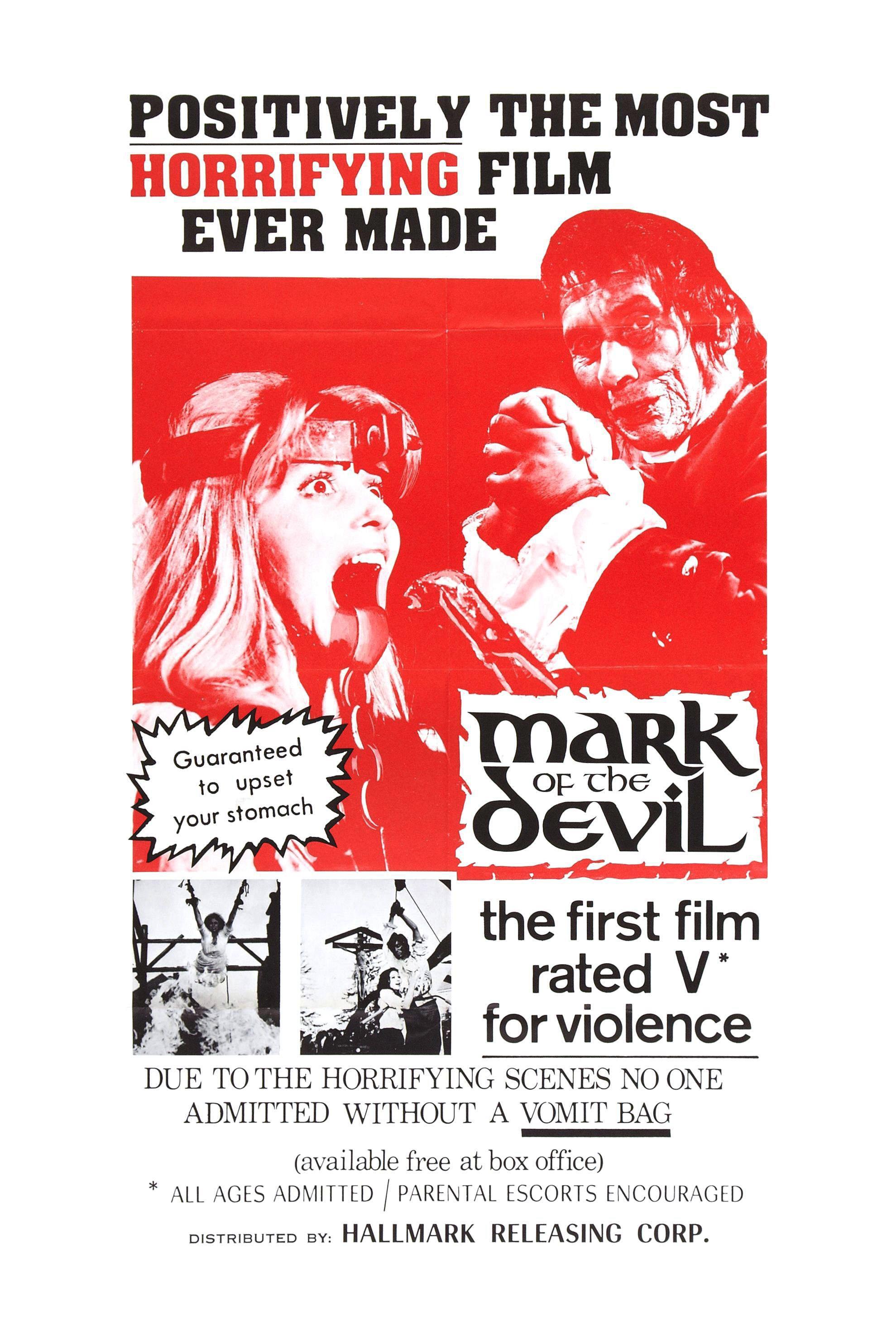 HMM mark of the devil poster