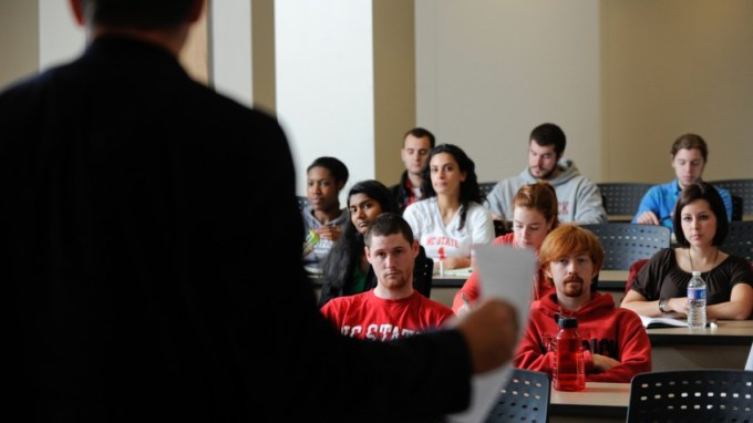 Photo: North Carolina State University