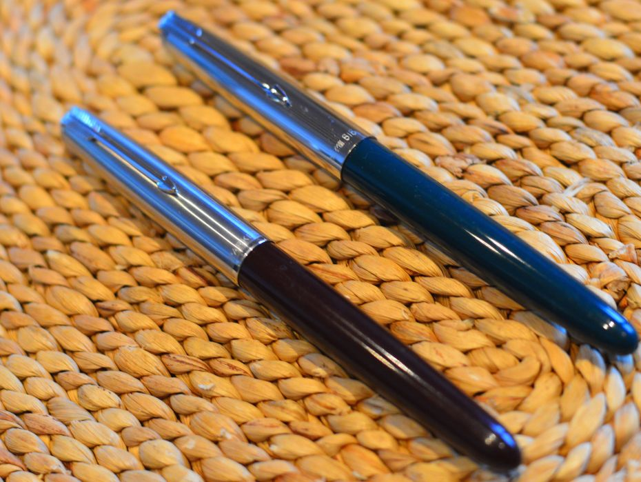 The Parker 51 vs Hero Extra Light