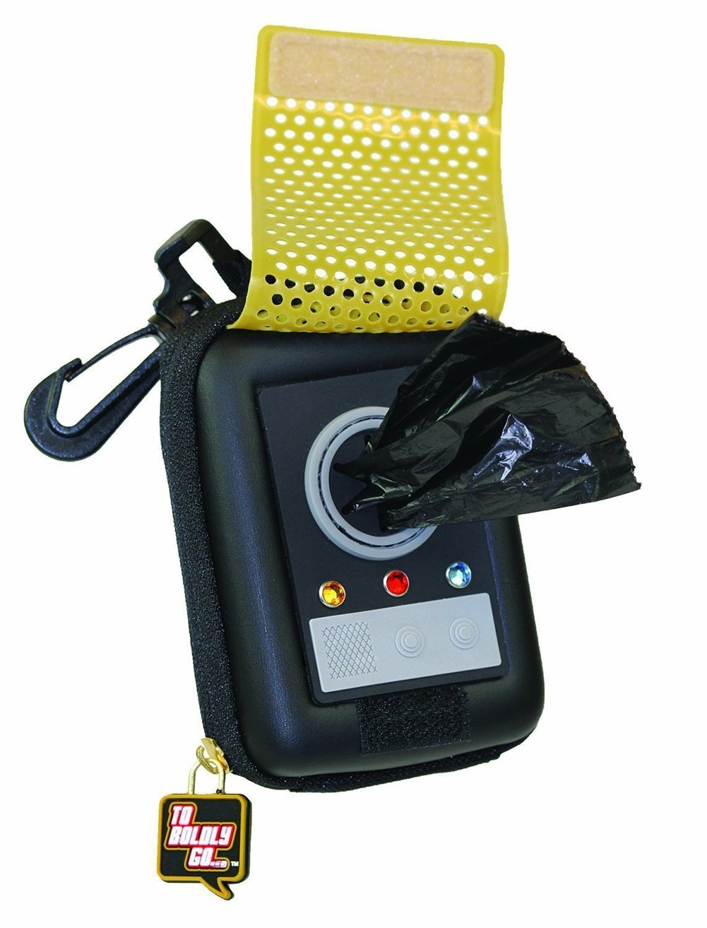 Star Trek Communicator Dog Bag Dispenser