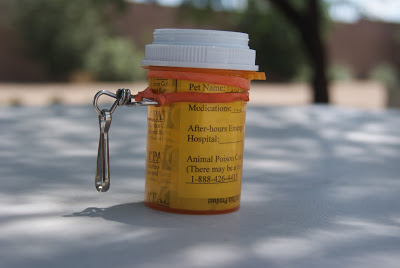 DIY: first aid kit fordogs