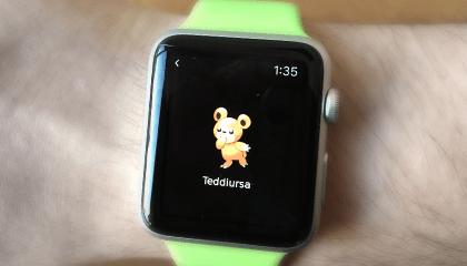 random-pokemon-app-on-watch