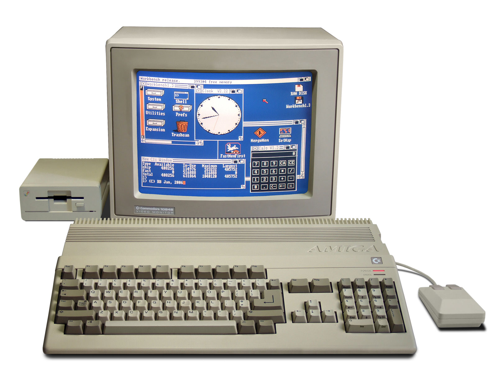 year old Commodore Amiga still powering school district heating system #2857A3