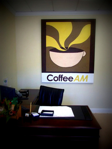 Up Close and Impersonal: how CoffeeAM.com smashed my preconceived notions