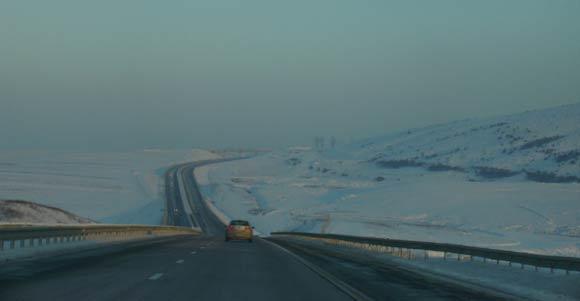 A3 motorway, Transylvania, Romania, Cluj Napoca, Wikimedia