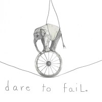 Dare to fail - Dagens poster