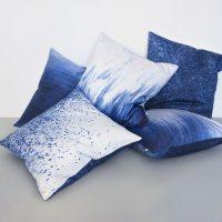 Naturkræfter tegner tekstil