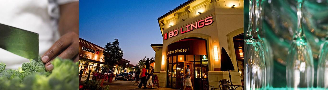 Bo Lings Chinese Zona-Rosa Restaurant