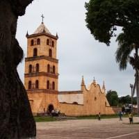 Unique Church of 'San Jose de Chiquitos' *** Jedyny taki kościół na świecie