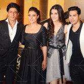 UK Get Ready for a Dilwale Meet and Greet including SRK, Kajol, Kriti and Varun in Feltham!