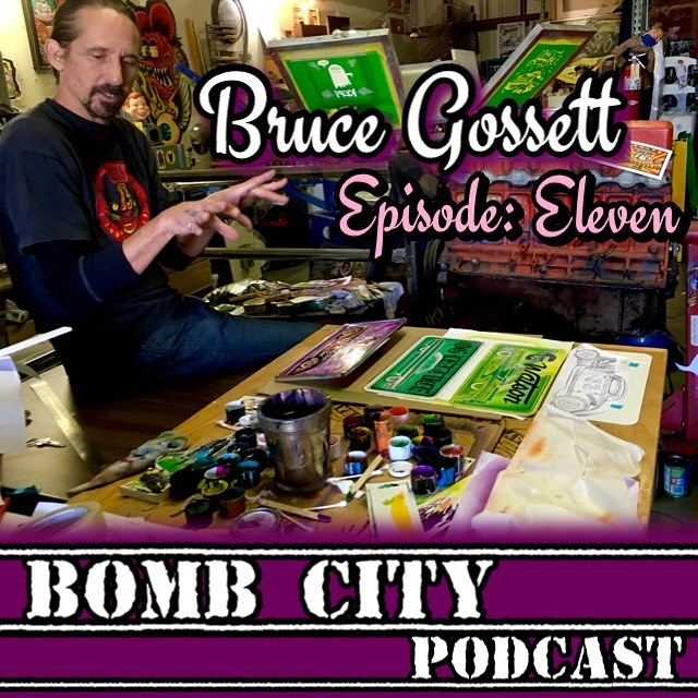 Episode 11 the interview with brucegossett is up! You canhellip