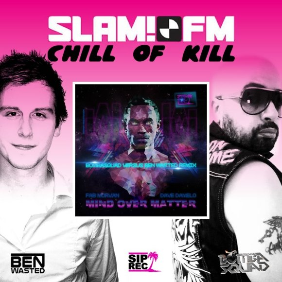 "Voted ""Chill"" on Dutch National Radio SLAM FM"