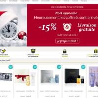Les coffrets de Noël sont arrivés sur le nouveau site Oïa-Parfums
