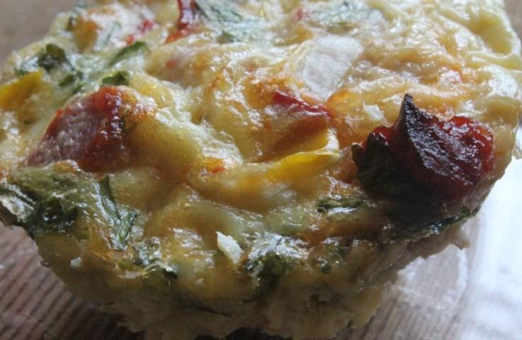 Breakfast Omlette Muffins