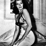 Rita Hayworth 1940's Pin Up Girl