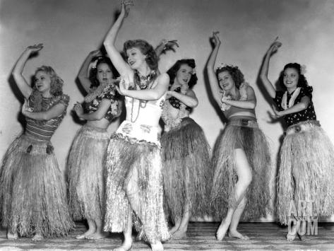 Lucille Ball - Dance Girl Dance