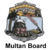 BISE Multan Inter FA FSc Part-2 12th Class Result 2016