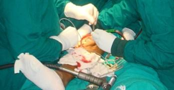 Orthopedics Operating room