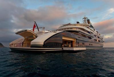 Serene Luxury Yacht - Bonjourlife
