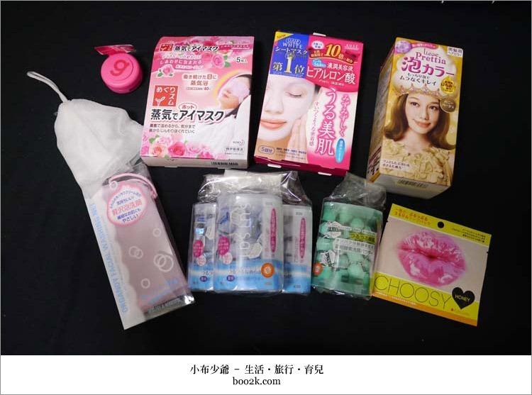 2012我的日本必買美妝清單❤京都、大阪血拼激戰區!