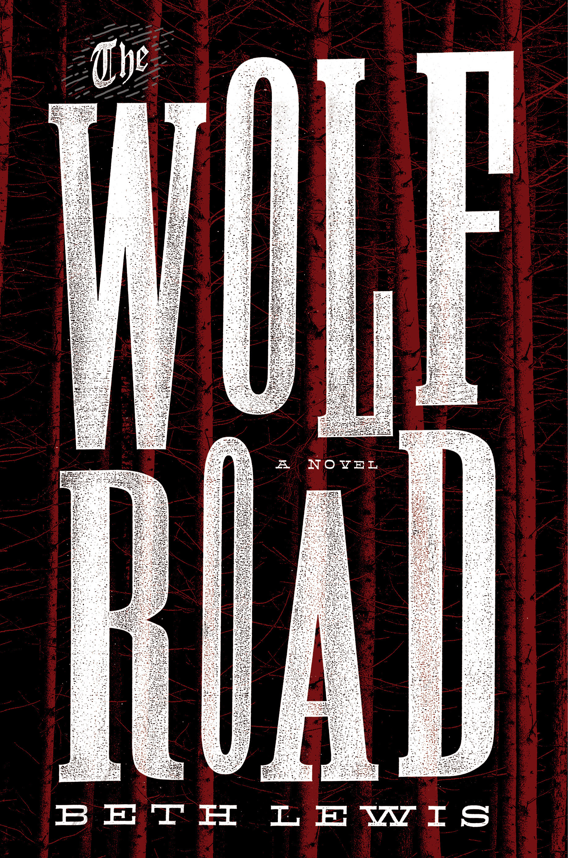 Interview with Beth Lewis, author of THE WOLF ROAD