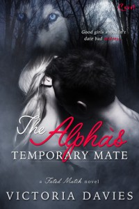 Guest Review: The Alpha's Temporary Mate by Victoria Davies