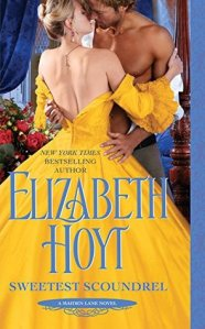 Guest Review: Sweetest Scoundrel by Elizabeth Hoyt