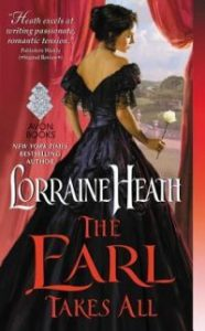 Guest Review: The Earl Takes All by Lorraine Heath