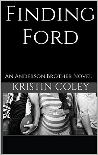 Book Cover: FINDING FORD by Kristin Coley