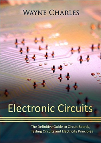 Book Cover: ELECTRONIC CIRCUITS by Wayne Charles