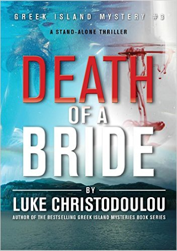 Book Cover: Death Of A Bride by Luke Christodoulou