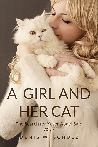 Book Cover: A Girl and Her Cat by Denis Schulz