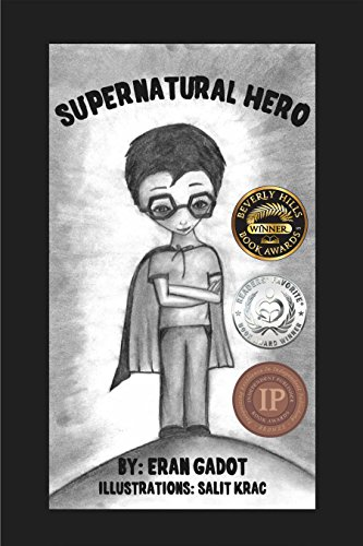 Book Cover: Supernatural Hero by Eran Gadot
