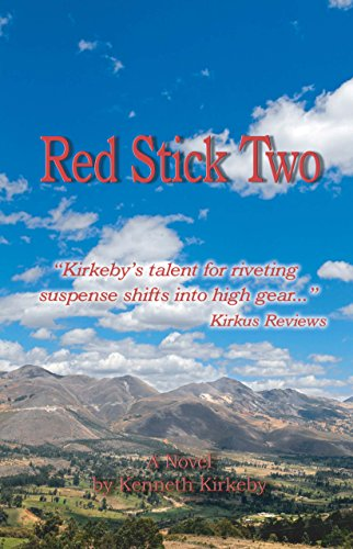 Book Cover: Red Stick Two by Kenneth Kirkeby