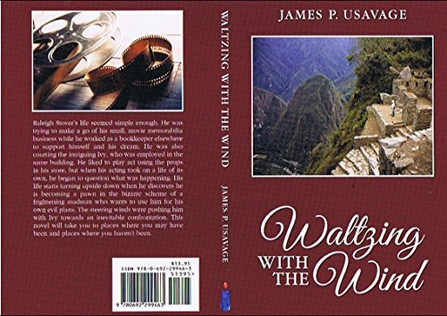 Book Cover: Waltzing with the Wind by James P. Usavage