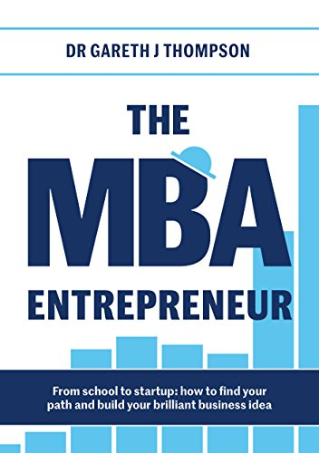 Book Cover: The MBA Entrepreneur by Gareth Thompson