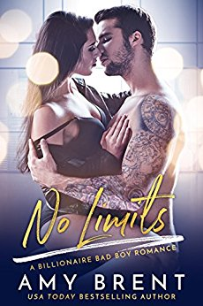 Book Cover: No Limits by Amy Brent