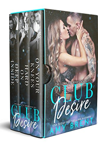 Book Cover: Club Desire by Amy Brent