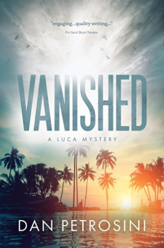 Book Cover: Vanished by Dan Petrosini