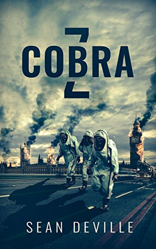 Book Cover: Cobra Z by Sean Deville