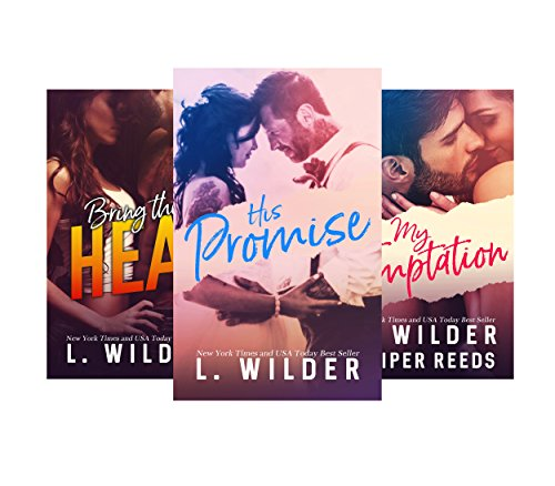 Book Cover: The Happy Endings Boxed Set by L. Wilder