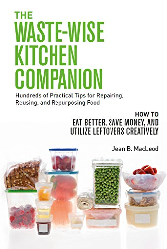Book Cover: THE WASTE-WISE KITCHEN COMPANION by Jean B. MacLeod