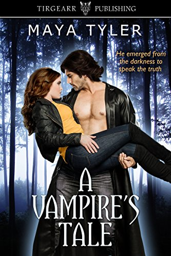 Book Cover: A Vampire's Tale by Maya Tyler
